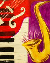 Jazz Blast by Sybil A Bissell