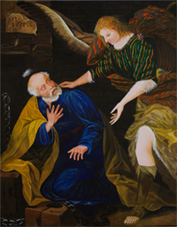 The Liberation of St. Peter by Sybil A. Bissell